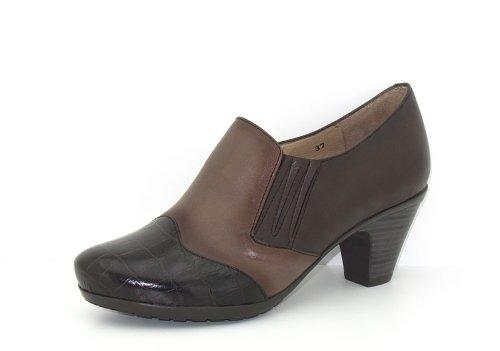 Piesanto Modèle 3434 - Confortable chaussures en cuir pour femmes Cuero