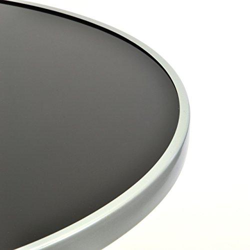Nexos Bistrotisch mit Glasplatte