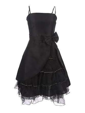 JK2 - Cocktail dress 1162 black XL