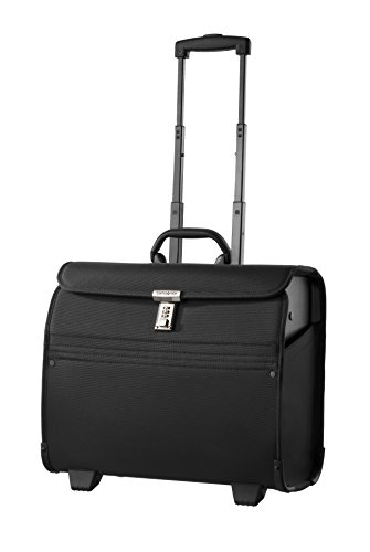 Samsonite Transit 2 Syncretic 15.6″ Maletas y trolleys, 46 cm, 27 L, Negro (Negro)
