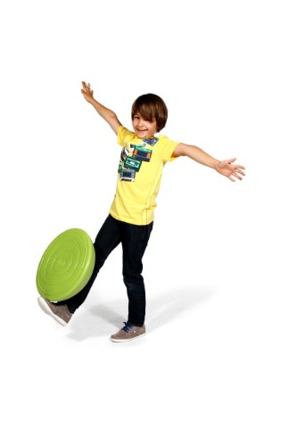 Topstar Sitness Junior Half Ball Fitness-Stool - Orange