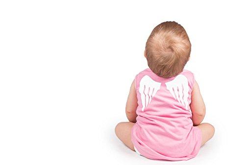 Baby Moo's Baby Mädchen (0-24 Monate) Kleid rosa rose 2-3 Jahre