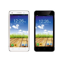 Micromax Canvas 4 Plus A315 (White-Gold, 16GB)-3G