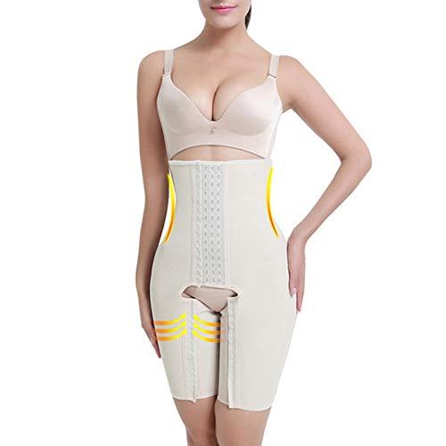 AMURAO Stahlknochen-Latex-Taille plus Größen-Shapewear - Körper Former Kostüm