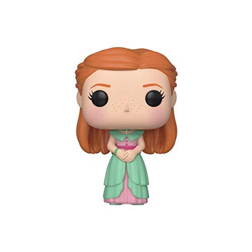 Funko Harry Potter Ginny (Yule) Figura Coleccionable, Multicolor, Estándar (42650)