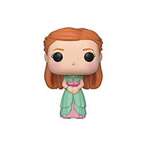 Funko Harry Potter Ginny (Yule) Figura Coleccionable, Multicolor, Estándar (42650)
