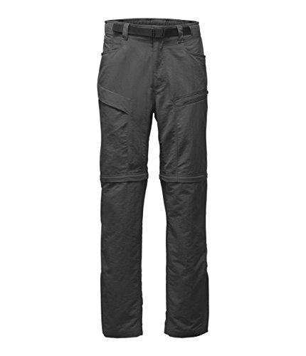 The North Face Men's Paramount Trail Convertible Pants - Asphalt Grey - 3XL (Short) Trail Convertible Pants