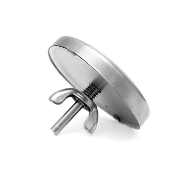 Lantelme – Termómetro para barbacoa, 450 °C, analógico, temperatura 6012