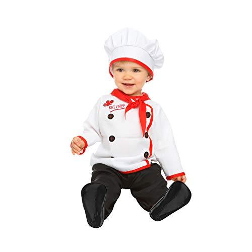 My Other Me – costume da pompiere per bambino (Viving Costumes) 1-2 abd31968e7ec