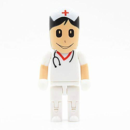 Shuda 1 pcs Flash USB Pen Drive Chiavette USB Memory Disk Forma di medici 16 GB Cyber Monday 2018
