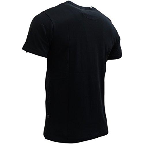 Replay Herren T-Shirt M3274 .000.20994 Schwarz