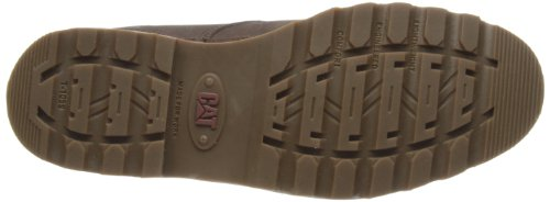 Caterpillar Cormac Mid, Chaussures à lacets homme Beige (Coach Lagrange)