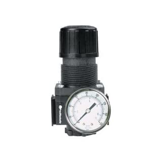Arrow Pneumatic ARRPR354G .50in. PneuMasterAir Regulator with Gauge
