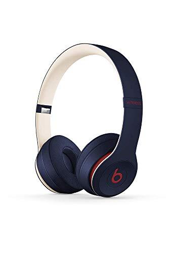 Casque Beats Solo3 sans fil - Beats Club Collection - Bleu foncé Club