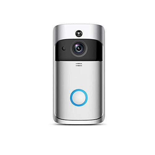 Smart Wireless WiFi Video Türklingel Intercom 720 P Anruf Tür Glocke Kamera Infrarot Remote Rekord Home Security Überwachung Gehäuse Wireless Security Kameras-video