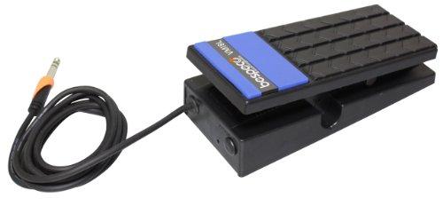 BESPECO VM18L - PEDAL PARA TECLADO ELECTRONICO  COLOR NEGRO