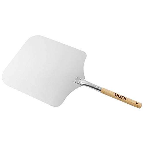 Uuni Pro Peel for Pizza Oven Cooking System One Size Silver Aluminium Pizza Peel