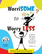 WorriSOME to Worry Less & CD by Nicole Cleveland (2014-08-02)
