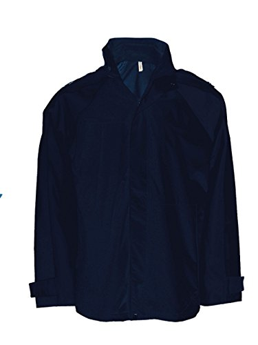 Kariban - Blouson -  - Uni - Manches longues Femme Bleu Marine