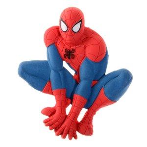 Spiderman 2d Sugarpaste torta decorazione L8X 9cm, grande torta di compleanno