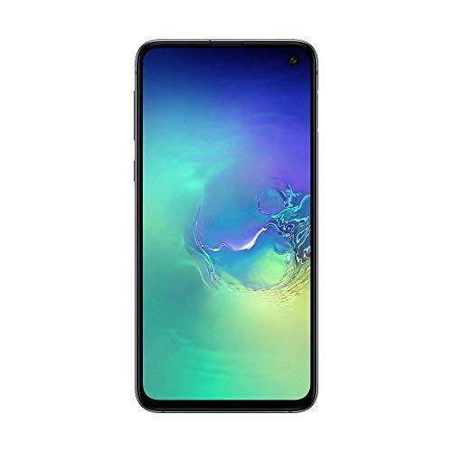 "Samsung Galaxy S10e Smartphone, Display 5.8"", 128 GB Espandibili, RAM 6 GB, Batteria 3100 mAh, Dual SIM, Android 9 Pie, Verde (Prism Green) [Versione Italiana]"