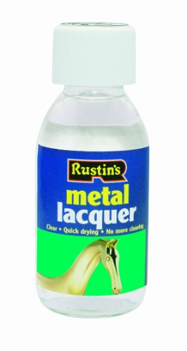 Rustins Metal Lacquer Clear 125Ml