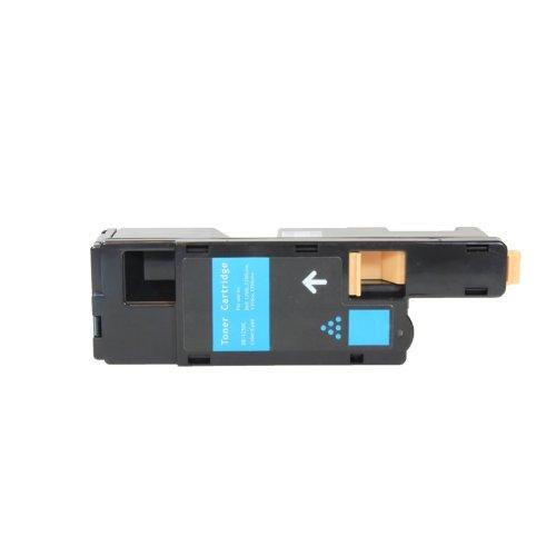 Alternativ zu Epson C13S050613 Toner Cyan (ca. 1.400 Seiten (5%)) und Epson Aculaser C 1700 / C 1750 N / C 1750 W / CX 17 / CX 17 NF / CX 17 WF