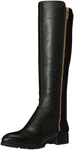 Nine West Women's Legretto Knee-High Boot, Dark Brown, 6.5 M US (Boots Nine West High Knee)
