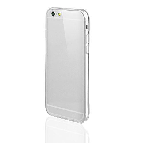 iPhone 6s Hülle, technext 020 Apple iphone 6S Silikon Schutzhülle, Ultra Slim Gloss Gel Stoßstange iPhone 6 Fall TPU Stoßfänger, Lavendel farblos