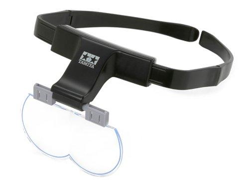 ubehör: Vergrösserungs-Brille mit Linse ()