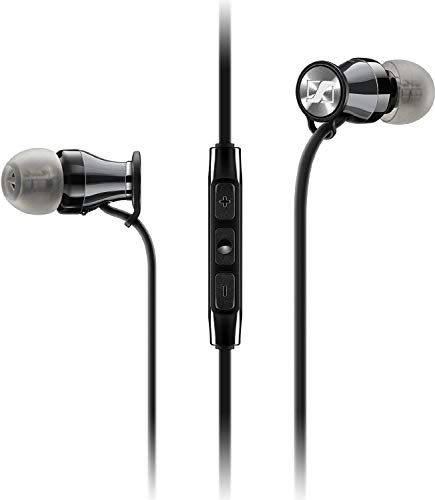 Sennheiser Momentum In-Ear-Kopfhörer (für Samsung Galaxy) schwarz/chrome
