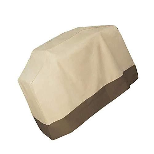 48 Zoll Breite Rechteckiger Tisch (HQQ Gartenmöbelbezug Gartenmöbel Schutzumschlag wasserdichte quadratische Schutzabdeckung Oxford-Stoff-Grillabdeckung im Freien (Size : 70 x 24 x 48 inches))