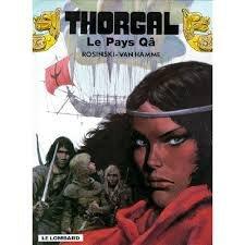 Thorgal : Le Pays Qâ
