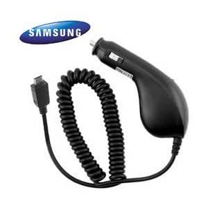 Samsung Chargeur allume-cigare pour Samsung Galaxy S3 Mini i8190 Noir