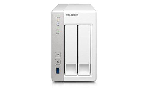 QNAP TS-231+ 1.4GHZ 1GB Ram 2-Bay NAS Server