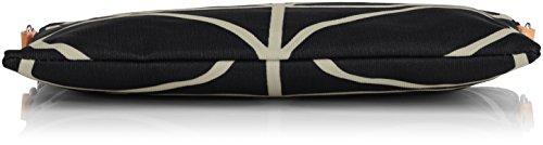Orla KielyCore Etc Giant Linear Stem Travel - Borse a Tracolla Donna Noir (Liquorice)