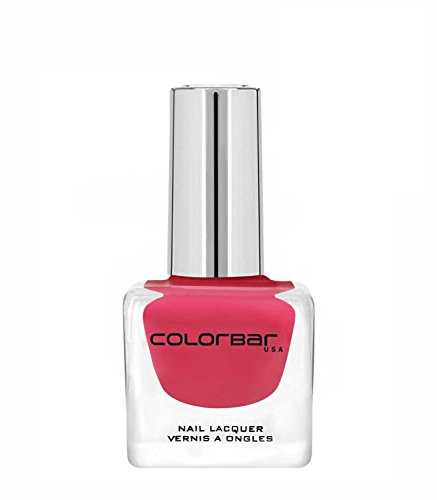 Colorbar Colorbar Luxe Nail Lacquer, Fruit Punch 123, 12ml
