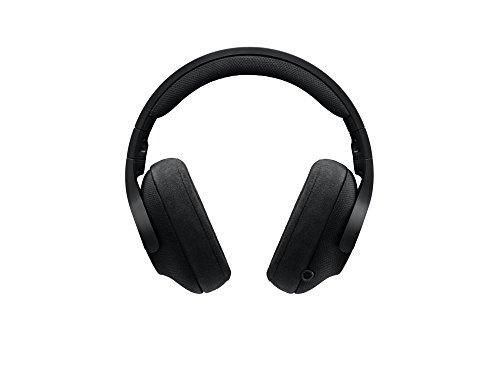 Logitech G433 Kabelgebundene Gaming Kopfhörer (7.1 Surround Sound, für PC, Xbox One, PS4, Switch, Mobiltelefon) schwarz - 7
