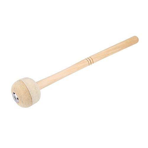 Tambour Maillet, feutre de laine Maillets Baguettes Instrument de percussion Marteau Band accessoire