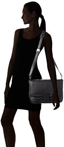 Bree - Lady Top 14, Borsa con Maniglia Donna Nero (Nero (Black 900))