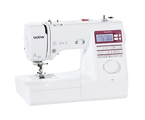 Photo de machine-a-coudre-electronique-brother-innov-is-a50