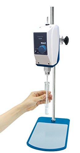 Witeg Gewebe-Homogenisator HS-30E-Set analog 200-5.000U/min, mit Klemme und Stativ, zum Homogenisieren und Mischen, ohne Werkzeug