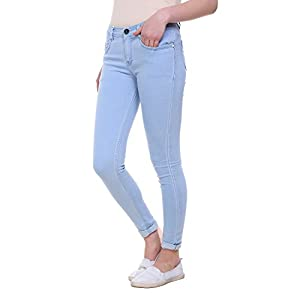 Pantoff Women's Slim Fit Jeans 2