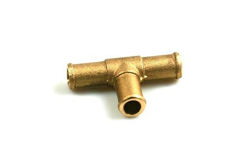 T-Stück (Messing) 16 x 16 x 16 (mm), LPG Autogas GPL