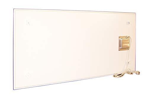 insidehome | Infrarotheizung Glasheizung ELEGANCE Classic H | Glas rahmenlos | ergänzbar kaufen  Bild 1*