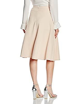 New Look Women's Waffle Balloon Skirt