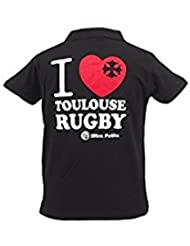 Polo - I love rugby Toulouse - Ultra Petita