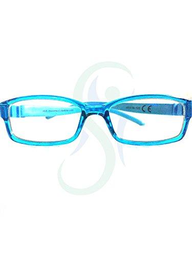 Movimento Salute lens, occhiali bimbo con lenti neutre, occhiali anti