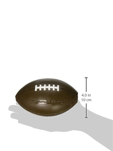 Planet Dog Orbee-Tuff Sport Football Spielzeug für Hunde – Höhe ca. 15,2 cm - 3