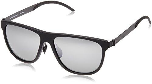 Mercedes Benz Herren M7006 Sonnenbrille, Schwarz, 57